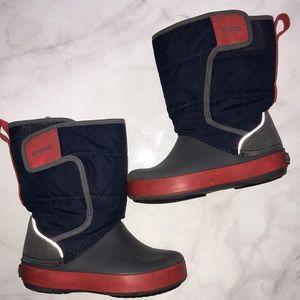 Crocs Toddler Boy Winter Boots